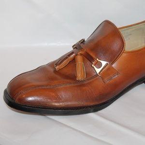 Vintage Towncraft Men's Dress Shoes Slip-On